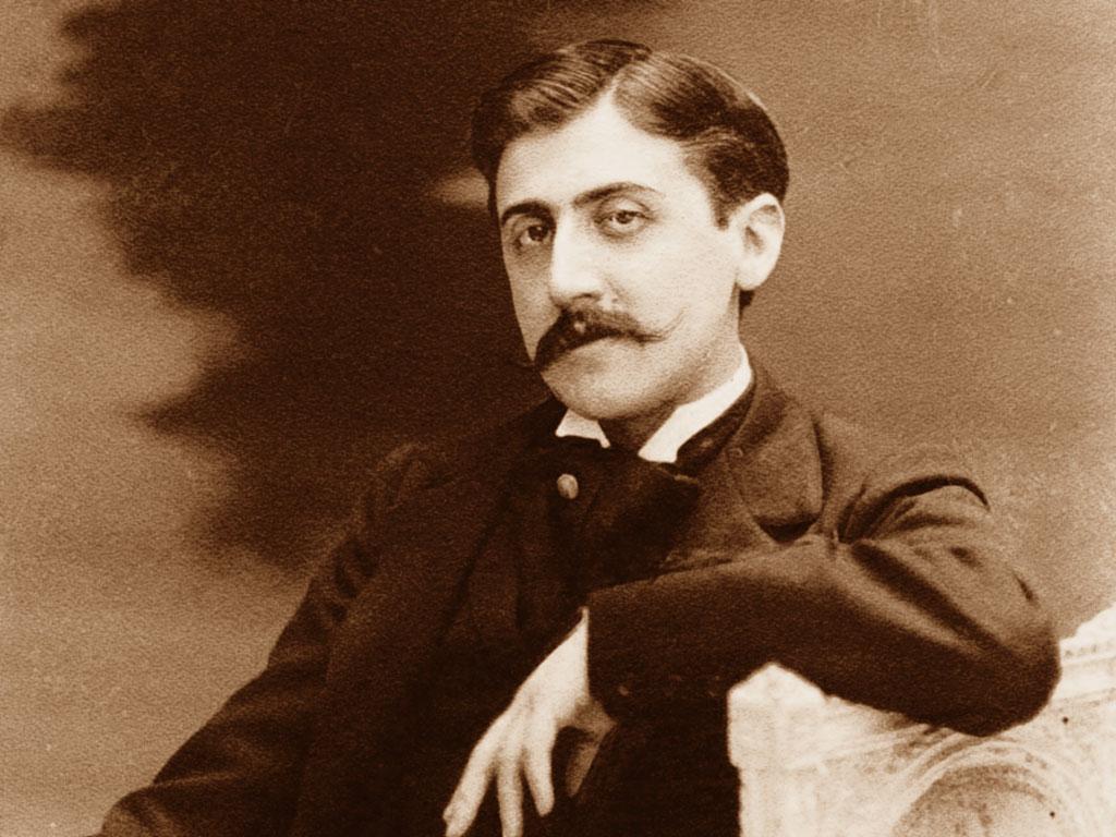 Marcel Proust et le bourrage decrâne