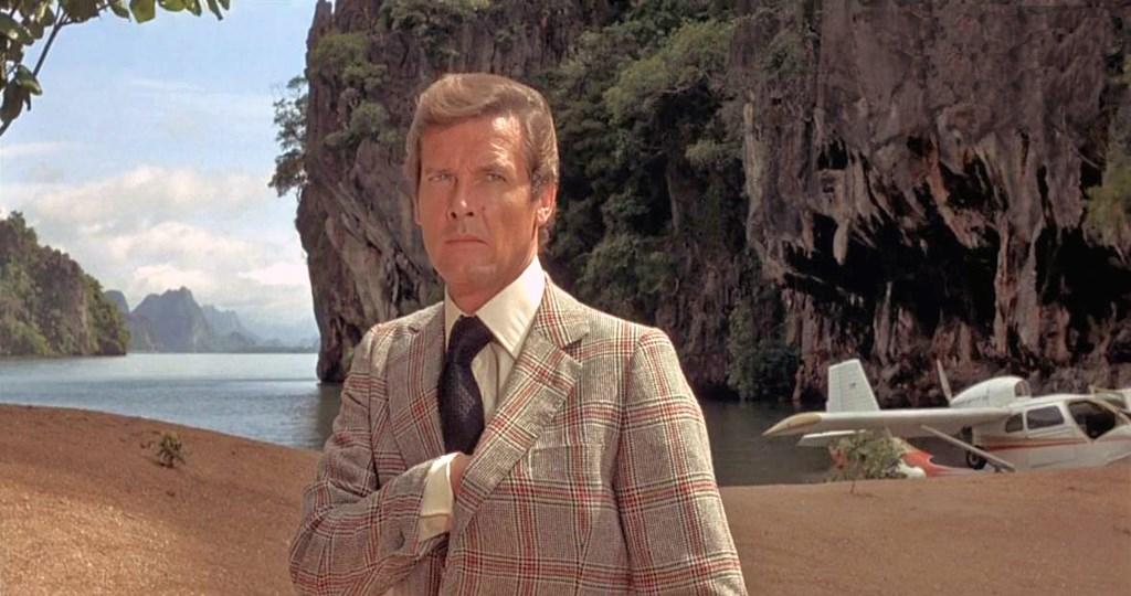 James Bond et la conspirationspatiale