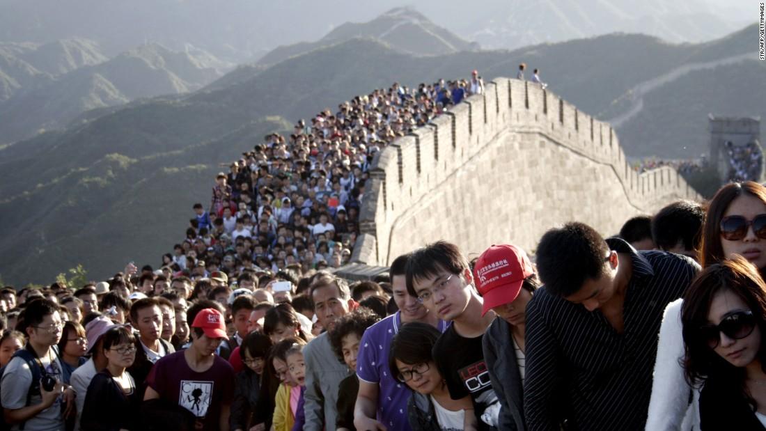Grande muraille ou mur des lamentations alors?