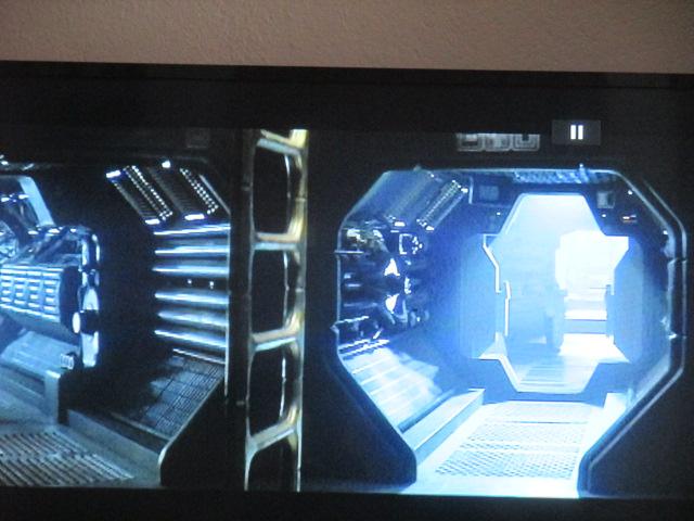 Thésée, le Minotaure et labyrinthe : référence à la Crète et au Shining de Kubrick. Le monstre peut commencer sa chasse aux humains. Encore une fois, la SF ne fait qu'illustrer des thèmesmythologiques.