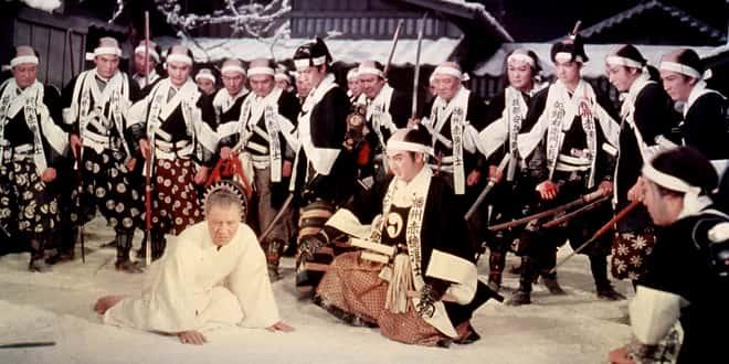 Nicolas Bonnal et les 47 rônins : le crépuscule du Japon ancestral (comme nos troismousquetaires)