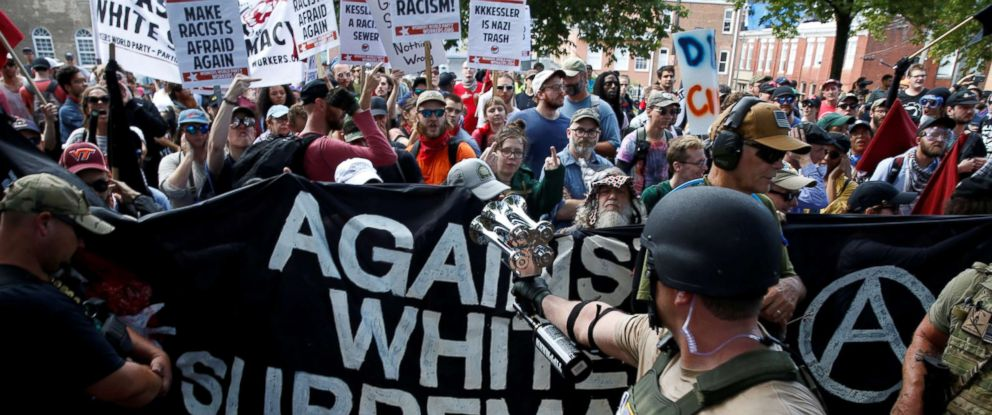 Charlottesville : Philippe Grasset dégomme les antisystèmes à la solde dusystème…