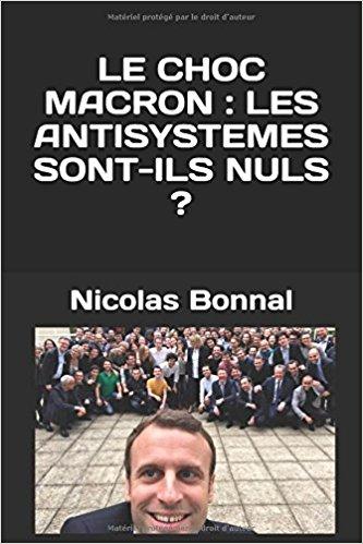 Nicolas Bonnal s'habille en Pravda et déshabille le cas Macron, en chute libre dans les ramages!