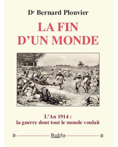 Réflexion du soir, par Bernard Plouvier, sur la guerre de quatorze comme refus du présent perpétuel. Extrait de son brillant livre sur la fin d'un monde, la guerre dont tout le mondevoulait…