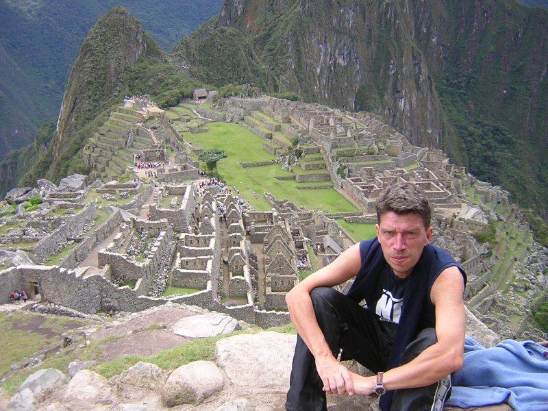 La confidence cacochyme du chou(r) : il vaut mieux être macho pêchu, que facho déchu, surtout au Machu Picchu!