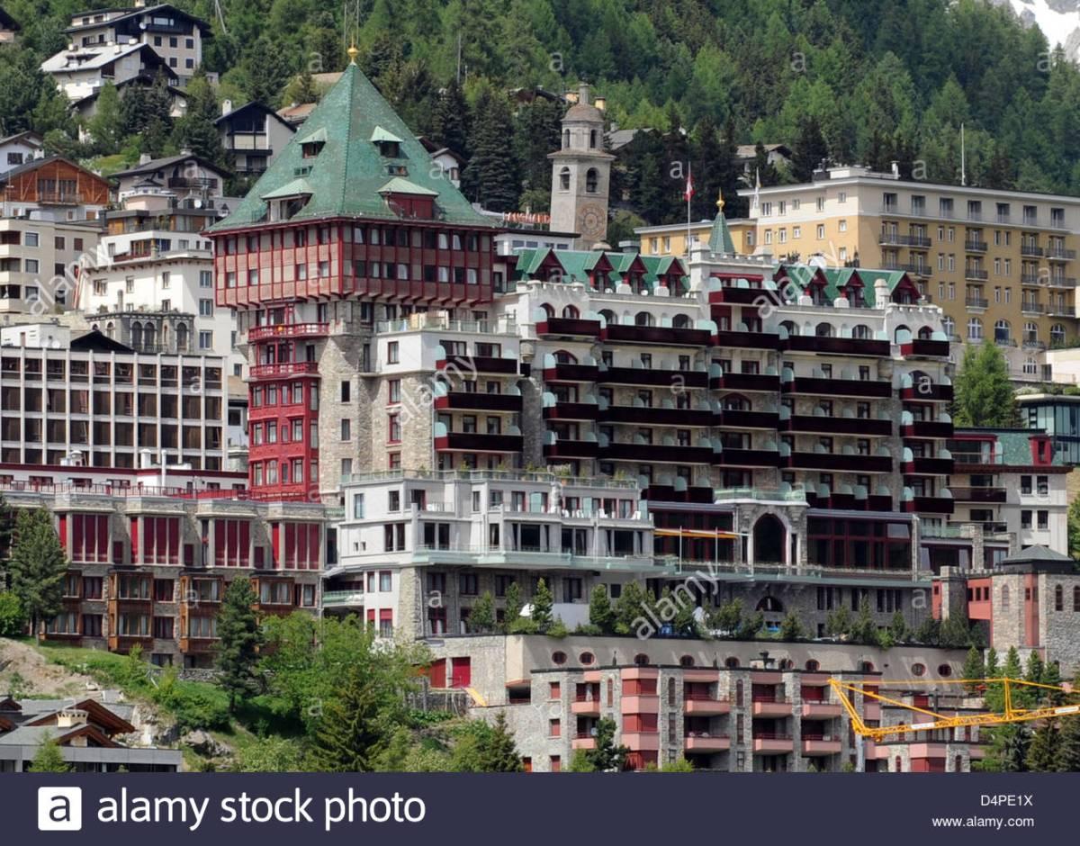 Tartarin de Tarascon et la Suisse touristique comme gruyère mécanique!