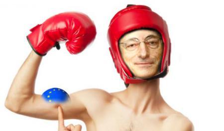 Nicolas Bonnal, Draghi et les marchés (sur reseauinternational.net)