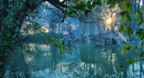 Nostalgie : Jules César et la destruction de la forêtgauloise
