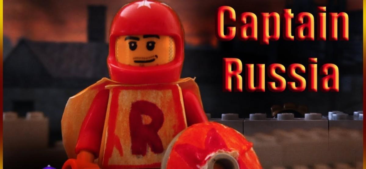 Nicolas Bonnal cartonne avec Captain Americain et captain Russia qui est un cas (sur reseauinternational.net)
