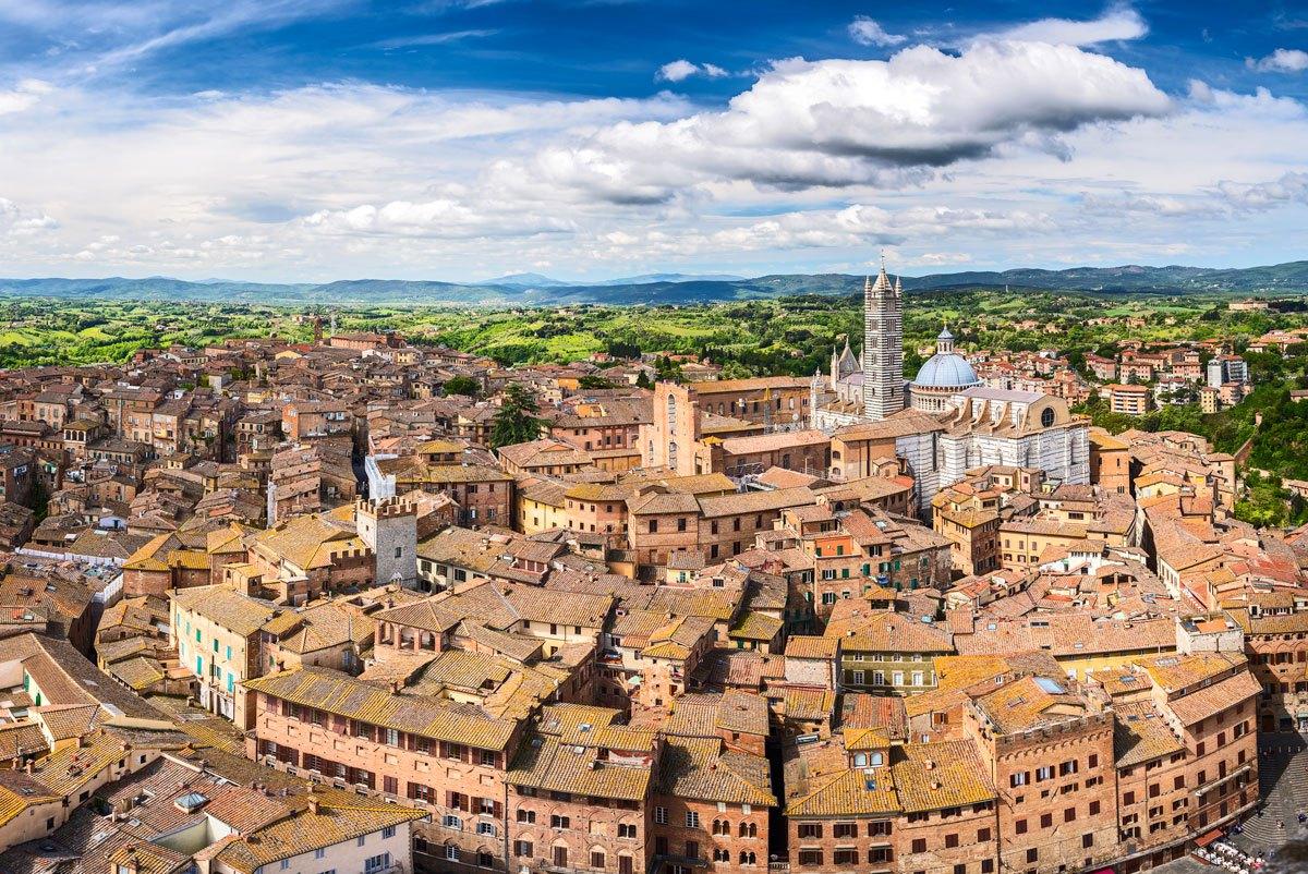 Comment la ville de Sienne est une image de l'âme (par sainte Catherine et TitusBurckhardt)