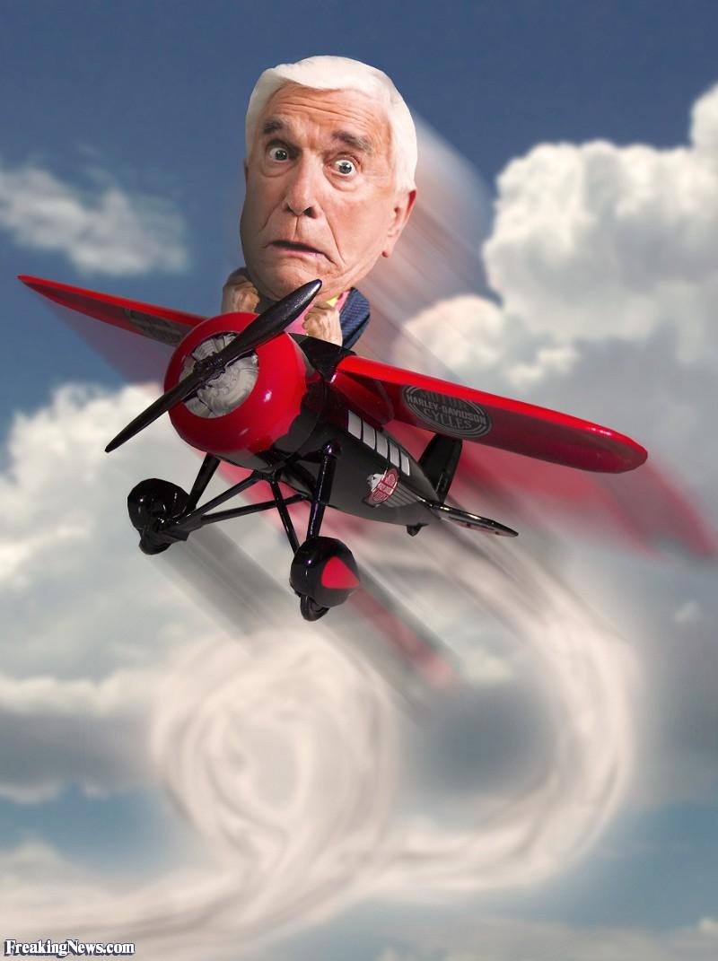 Il n'y a pas de gabonais au numéro que vous demandez, et pas de pilote dans l'avion que vous avez commandité!